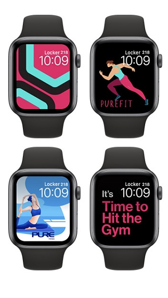 PURE Watch Faces