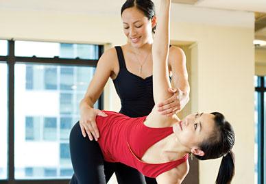 y+ yoga shanghai